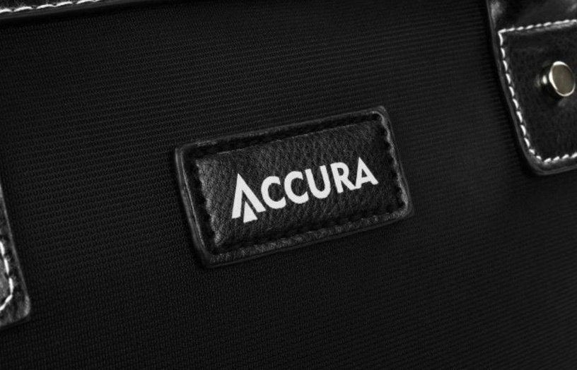 Accura Elise 14.1 Laptop Bag Black