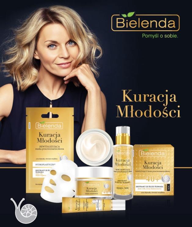 Bielenda Youth Therapy Moisturizing Anti Wrinkle Eyes Cream 15ml