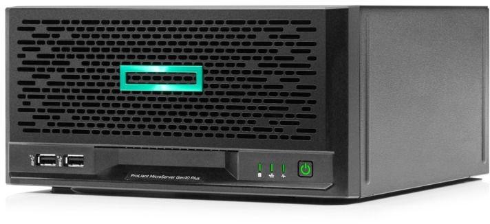 Сервер HP Enterprise ProLiant MicroServer Gen10 Plus P16005-421
