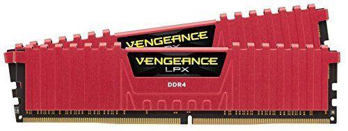 Corsair Vengeance LPX 16GB 2666MHz DDR4 CL16 KIT OF 2 CMK16GX4M2A2666C16R