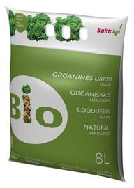Trąšos organinės daržui Baltic Agro, 8 l