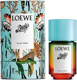 Tualettvesi Loewe Paula's Ibiza EDT, 50 ml