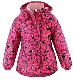 Куртка Lassie Winter Jacket 721734-4637, розовый, 122 см