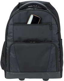 Targus Sport Rolling Laptop Backpack 15-15.6 Black