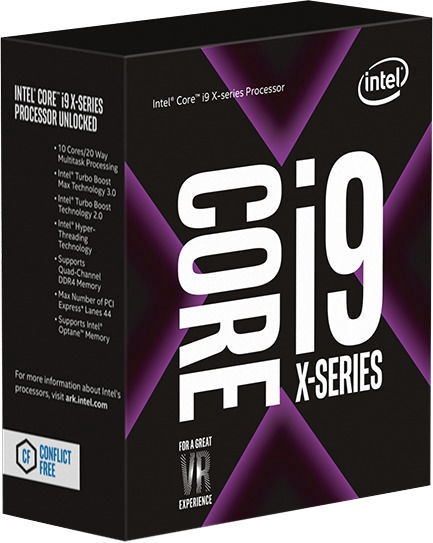 Intel® Core™ i9-10900X 3.7GHz 19.25MB BOX BX8069510900X