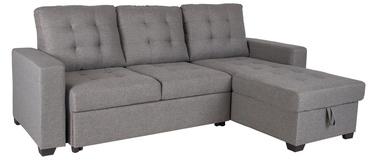 Stūra dīvāns Home4you Taylor, 233 x 160 x 91 cm