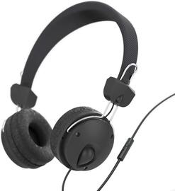 Hama Fun4Phone On-Ear Headphones Black