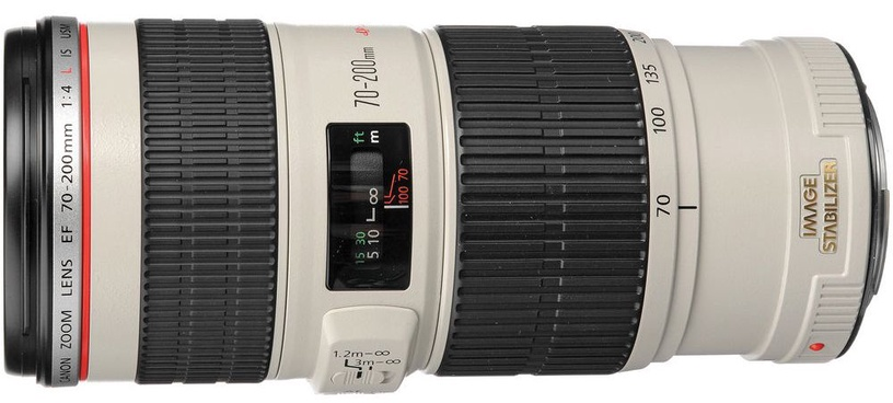 Canon EF 70-200/4.0 L IS USM