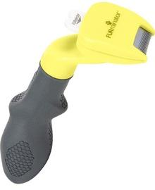 Furminator Undercoat deShedding Tool Small Dog Short Hair Yellow