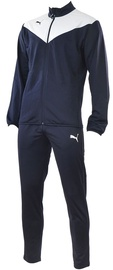 Puma Essentials Pro Poly Junior Tracksuit Navy 176