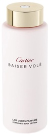 Cartier Baiser Vole 200ml Perfumed Body Lotion