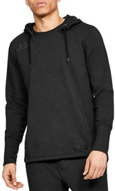 Under Armour Accelerate Off-Pitch Hoodie 1328071-001 Mens M Black