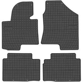 Резиновый автомобильный коврик Frogum KIA Sportage III / Hyundai ix35 2010, 4 шт.