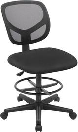 Songmics Drafting Chair Black 60x60x117.5cm