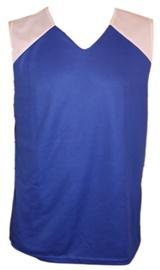 Bars Mens Basketball Shirt Blue/White 179 XXL