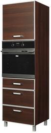 Bodzio Ola High Rise Oven Cabinet 60 Right Nut