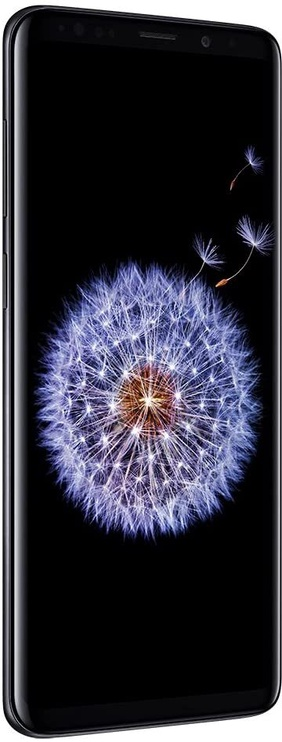 Mobilusis telefonas Samsung Galaxy S9+ G965F 64 GB Midnight Black, DS