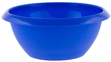 Bentom Plastic Bowl 6.5l Blue