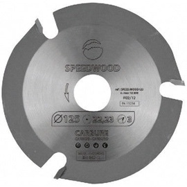 Leman Spedwood Circular Blade Ø125x22.23mm