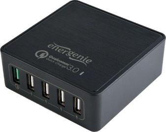 Gembird 5-port USB Quick Charger 3.0 EG-UQC3-02