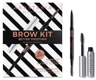 Anastasia Better Together Brow Kit 2.58ml Dark Brown