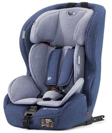 Automobilinė kėdutė KinderKraft Safety-Fix Navy, 9 - 36 kg