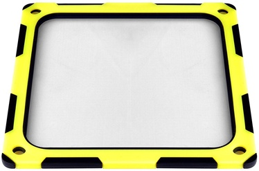 Silverstone SST-FF124BY Dust Filter 120mm Black/Yellow