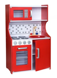 Viga Moder Kitchen Red 50379