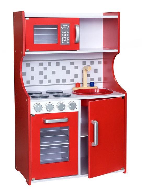 Viga Moder Kitchen Red 50379