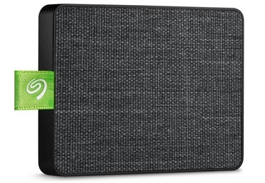 Seagate Ultra Touch SSD 500GB Black