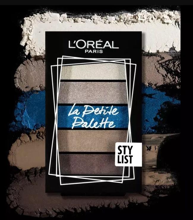L´Oreal Paris Mini Eyeshadow Palette 4g 04
