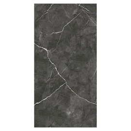 Keraminės sienų plytelės ATLAS BLACK, 25X50 cm