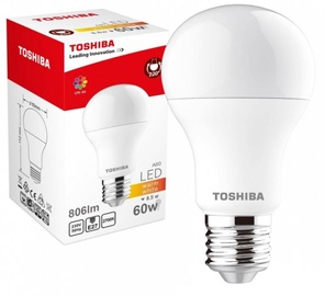 Toshiba LED Bulb 8.5W Warm White