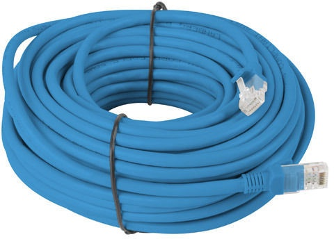 Lanberg Patch Cable FTP Cat.5 50m Blue