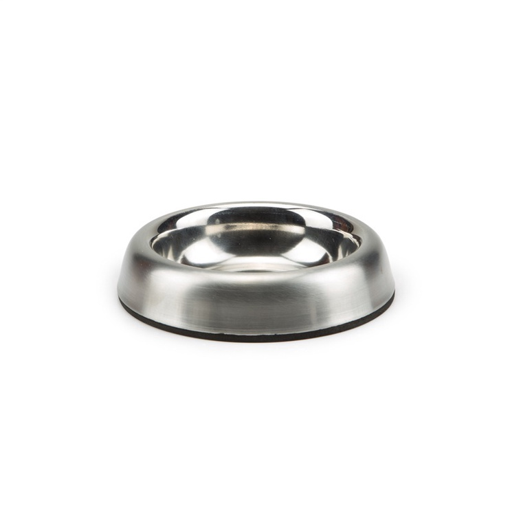 Beeztees Stainless Steel Bowl Tombo 480ml