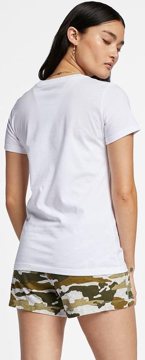 Nike Womens Sportswear Essential T-Shirt BV6169 100 White L