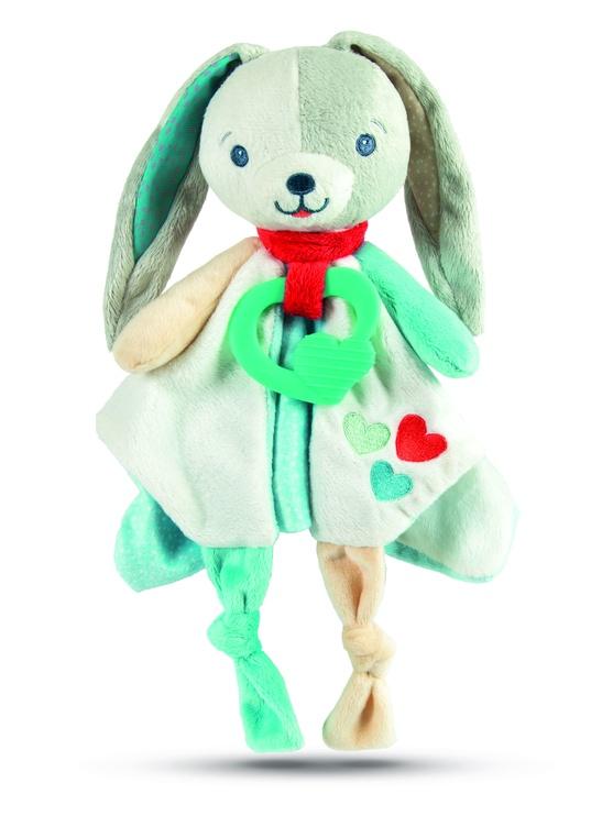 Košļājamās lietas Clementoni Baby Sweet Bunny Comforter Plush 17272