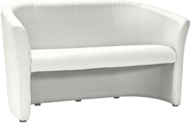 Sofa Signal Meble TM-3 White, 160 x 60 x 76 cm