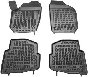 REZAW-PLAST VW Polo (model 2002) 2002-2009 Rubber Floor Mats