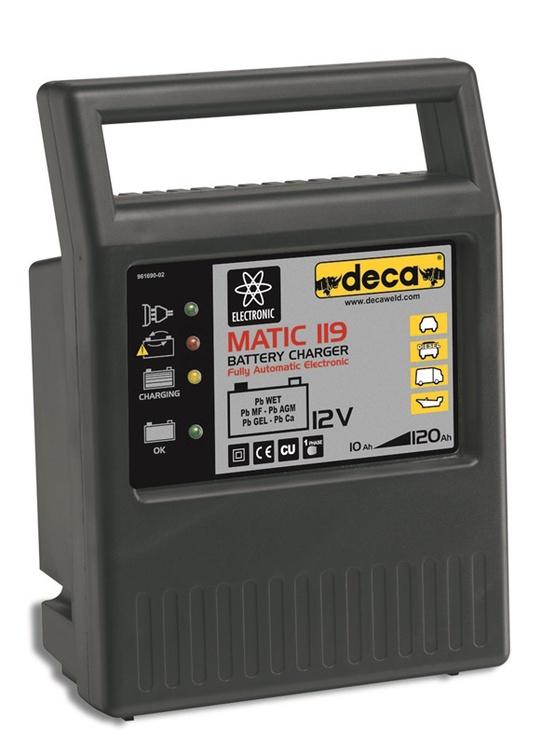 Зарядное устройство Deca Matic 119, 12 В