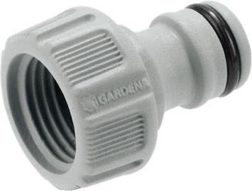 Gardena Tap Connector 21mm G 1/2''