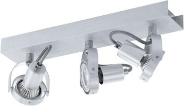 Eglo Novorio 94644 Spotlight Ceiling Lamp 3x5W LED Aluminium