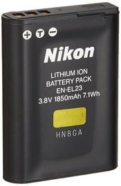 Aku Nikon Rechargeable Battery EN-EL23