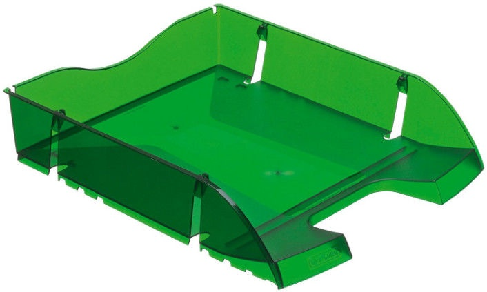 Herlitz Recycle Letter Tray 11247251 Green