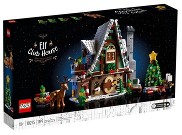 Constructor LEGO Creator Elf Club House 10275