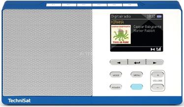 TechniSat DigitRadio Kira 1 Blue