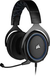 Corsair HS50 Pro Stereo Gaming Headset Blue