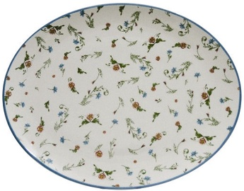 Claytan Winsome Oval Plate 37cm