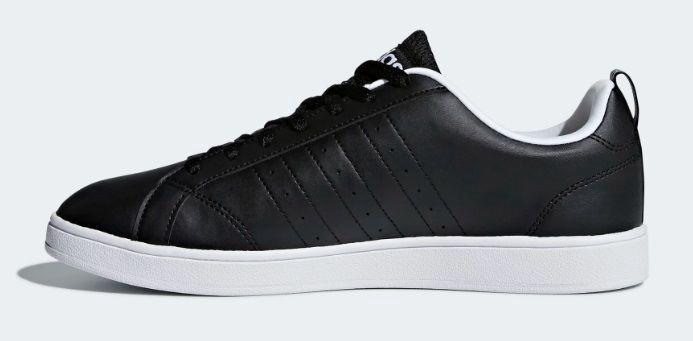 Adidas VS Advantage Shoes Black 44.5