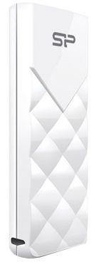 USB atmintinė Silicon Power Ultima U03 Snowy White, USB 2.0, 16 GB